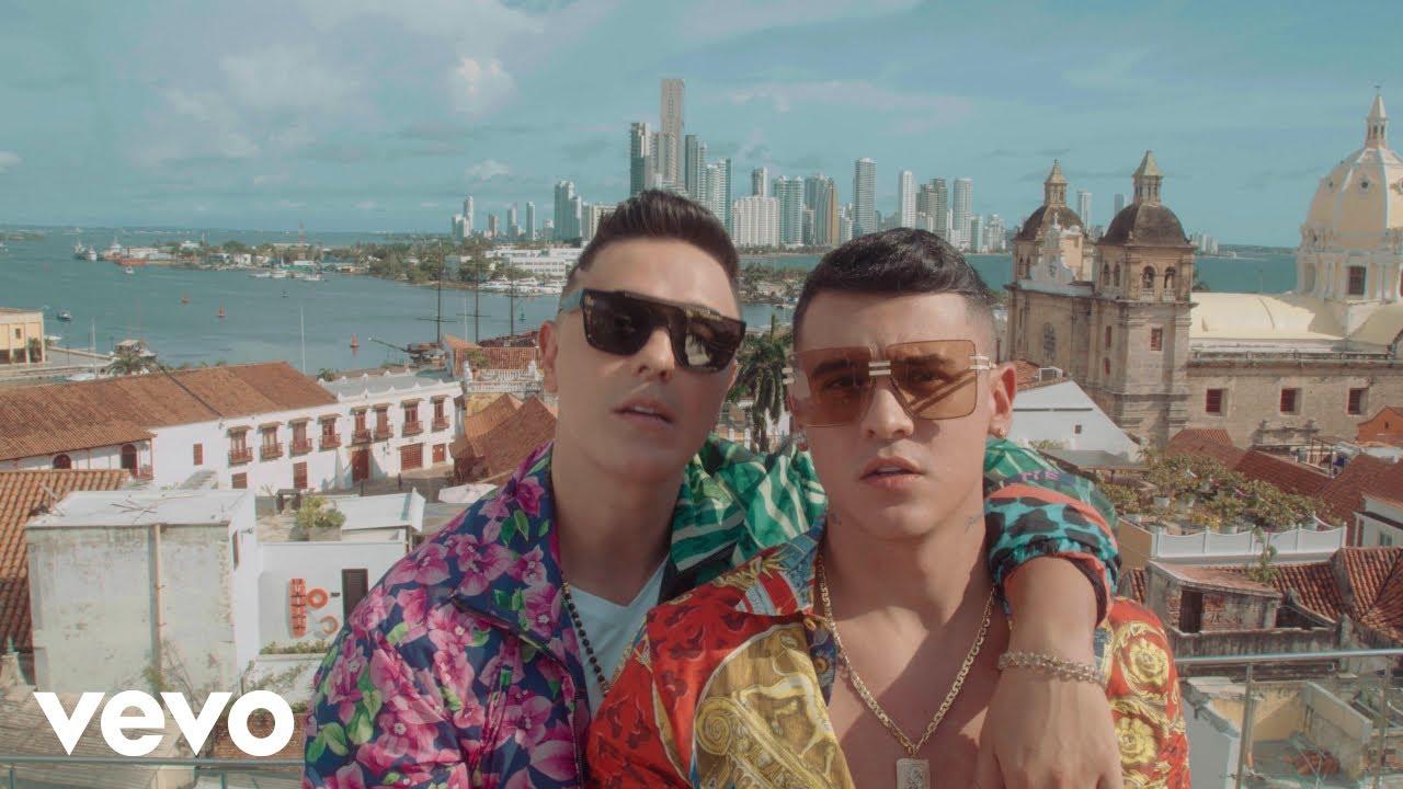 Joey Montana, Kevin Roldán - A Veces (Video Official)