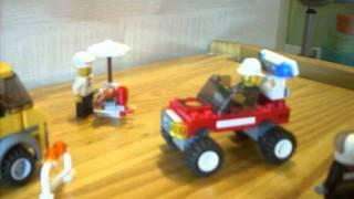 Film Lego Le poulet rôti