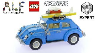 Lego Creator 10252 Volkswagen Beetle - Lego 10252 Speed Build