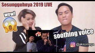 Aki Reacts || ALIF SATAR & RAIHAN - Sesungguhnya 2019 ( LIVE ) ( JAMMING HOT )