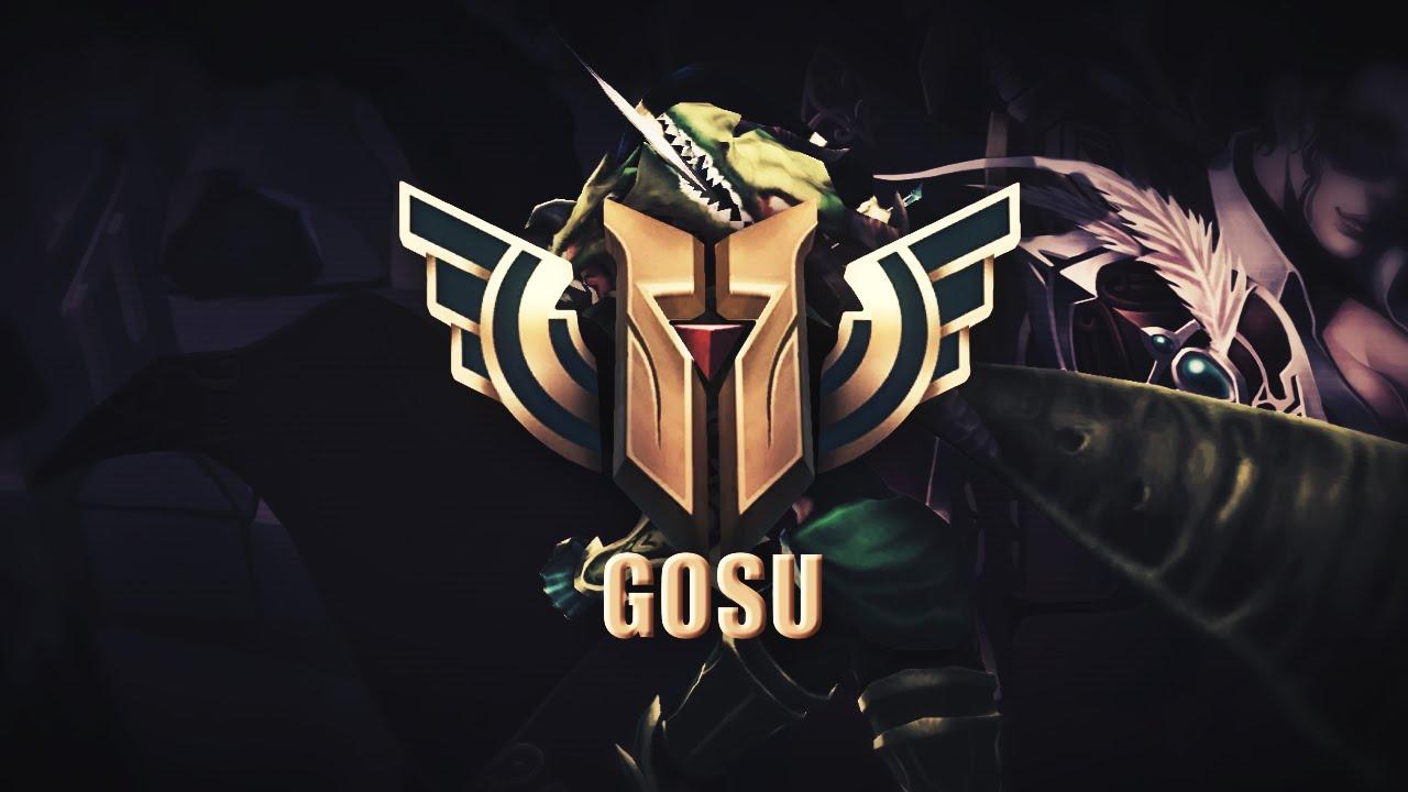 Hi im gosu and doublelift dating