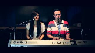 Bruno Mars (When I Was Your Man)  Rihanna (Diamonds) cover mashup by Pia Toscano amp; Jared Lee