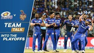 Team Talk After Mumbai Indians Qualify for the Playoffs
