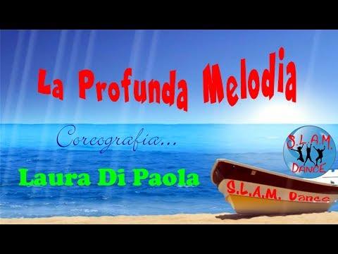 El Party - Jake La Furia -  La Profunda Melodia (Coreo Laura Di Paola) Visibile con il PC di casa