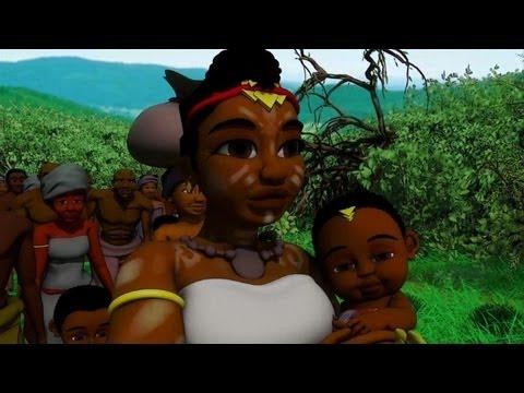 Pokou Ashanti Princess makes cinema history