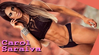 "Carol Saraiva ""super hot"" Brazilian fitness girl"