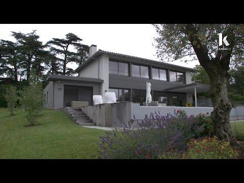 Une maison d'architecte à Vieille Toulouse