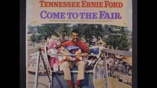 Tennessee Ernie Ford - Take My Hand Precious Lord (LIVE)