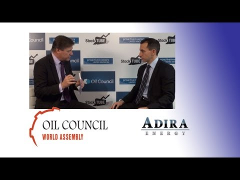 Adira Energy's Friedman reveals huge potential of offshore Israel