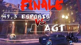 [LIVE][OVERWATCH] Finale Tournoi PS4