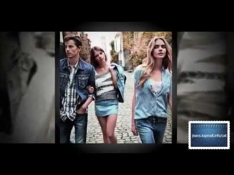 джинсовая жилетка из джинс - YouTube