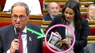 Inés ARRIMADAS 💥DESQUICIA💥 a TORRA rompiendo un LAZO ...