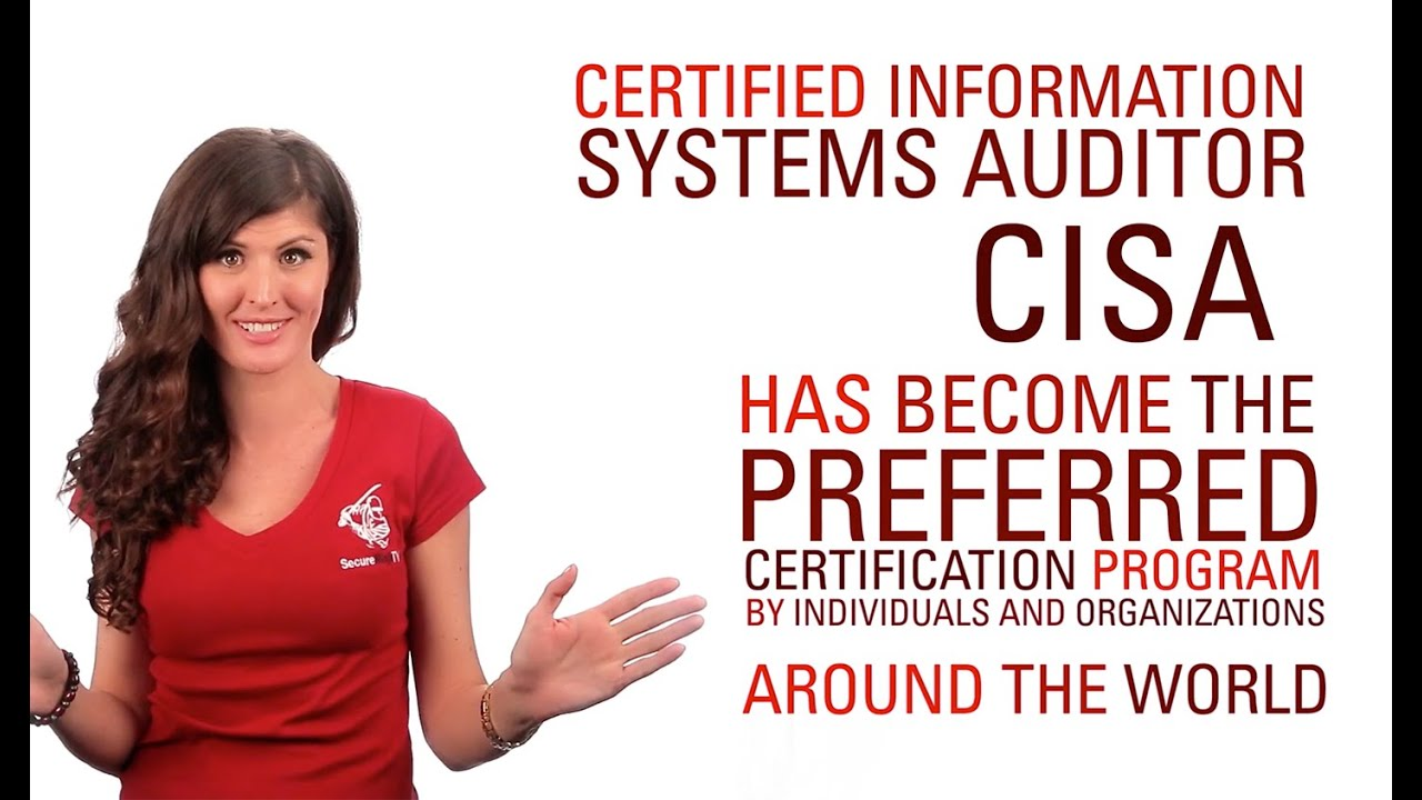 Cisa Certified Information Systems Auditor Training Youtube