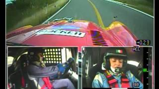 2014 La Carrera Panamericana, Day 5, Speed Section 5, Mockett / Fuentes Olds 88