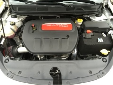 Dodge Dart Turbo >> Changing the oil in a 2013 Dodge Dart 1.4L Turbo - YouTube