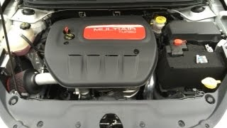 Changing the oil in a 2013 Dodge Dart 1.4L Turbo