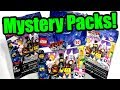 More LEGO Movie 2 Minifigure Series Mystery Pack Openings