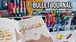 PLANEA CONMIGO Bullet journal …