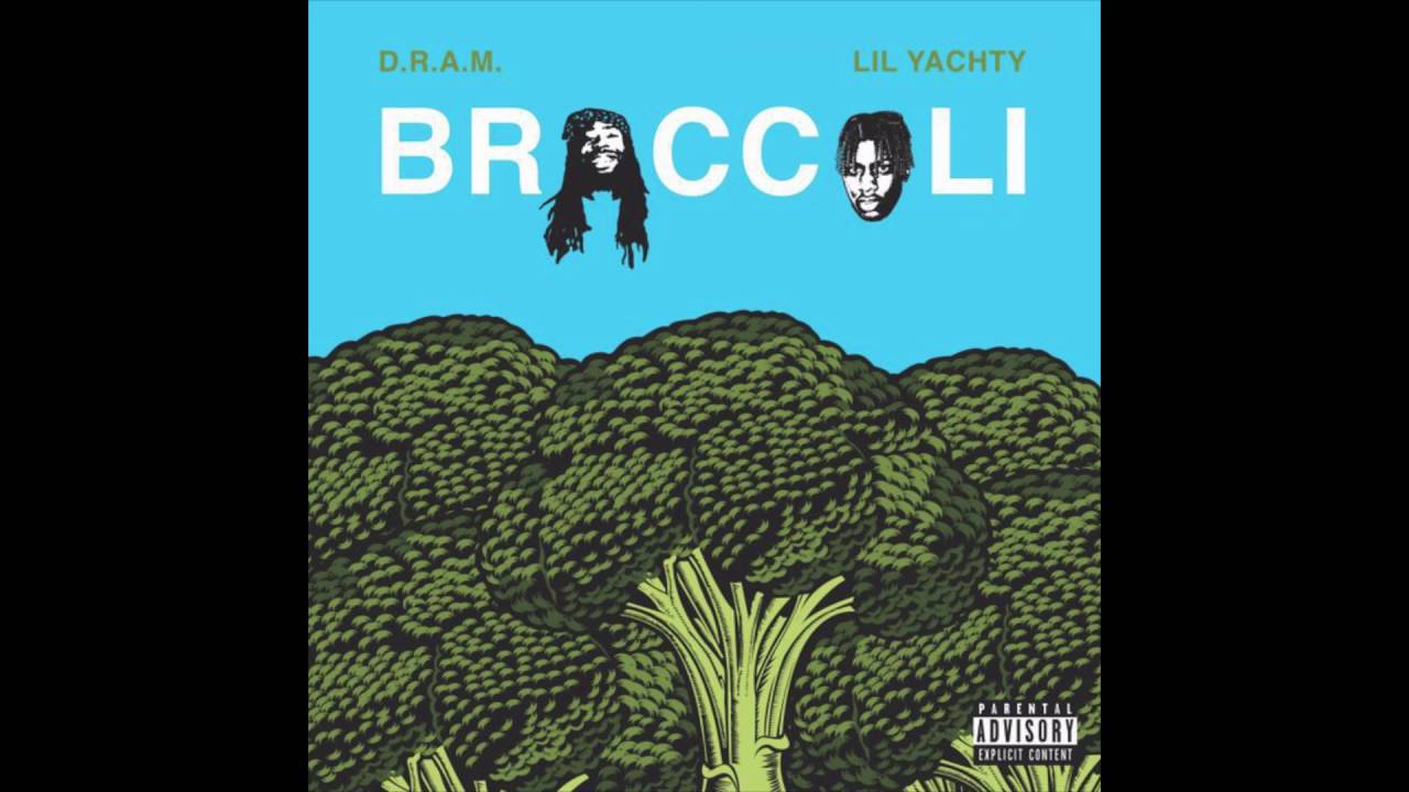 D R A M - Broccoli (Bass Boosted)