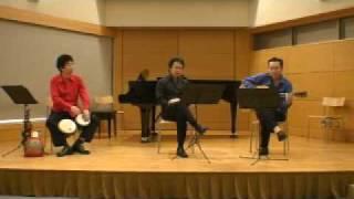 H20/10/12 小山台会館にて Tomoki Hoshi(Vo),Daisuke Murakami(Gt,Cho),...