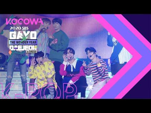 GOT7 - Just Right + POISON + BREATH [2020 SBS Gayo Daejeon in Daegu]