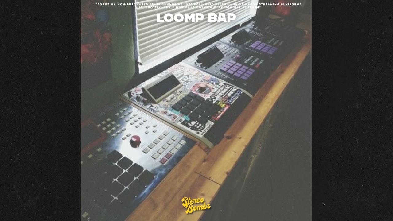 Loomp Bap  |  90s Old School rap Beat | Boom Bap Instrumental | Mo Brillaz