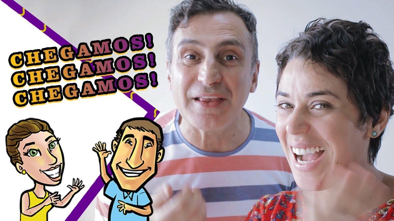 Estréia! Lili Flor & Paulo Pixu no YouTube! #EP01
