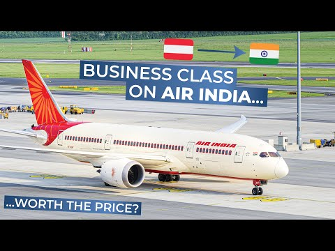TRIPREPORT | Air India (BUSINESS CLASS) | Boeing 787-8 | Vienna - Delhi