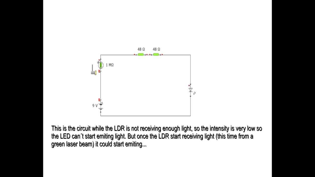 Where Is Require A Light Sensor For This Light Detector Sensor Circuit