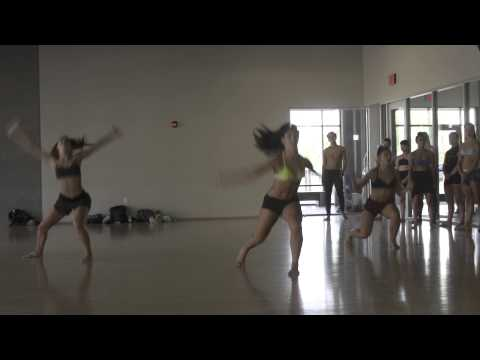 "Matthew Tseng's Class | EDGE Performing Arts Center | ""Thinking Out Loud"""