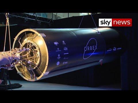 UK built rocket set for launch in 2021