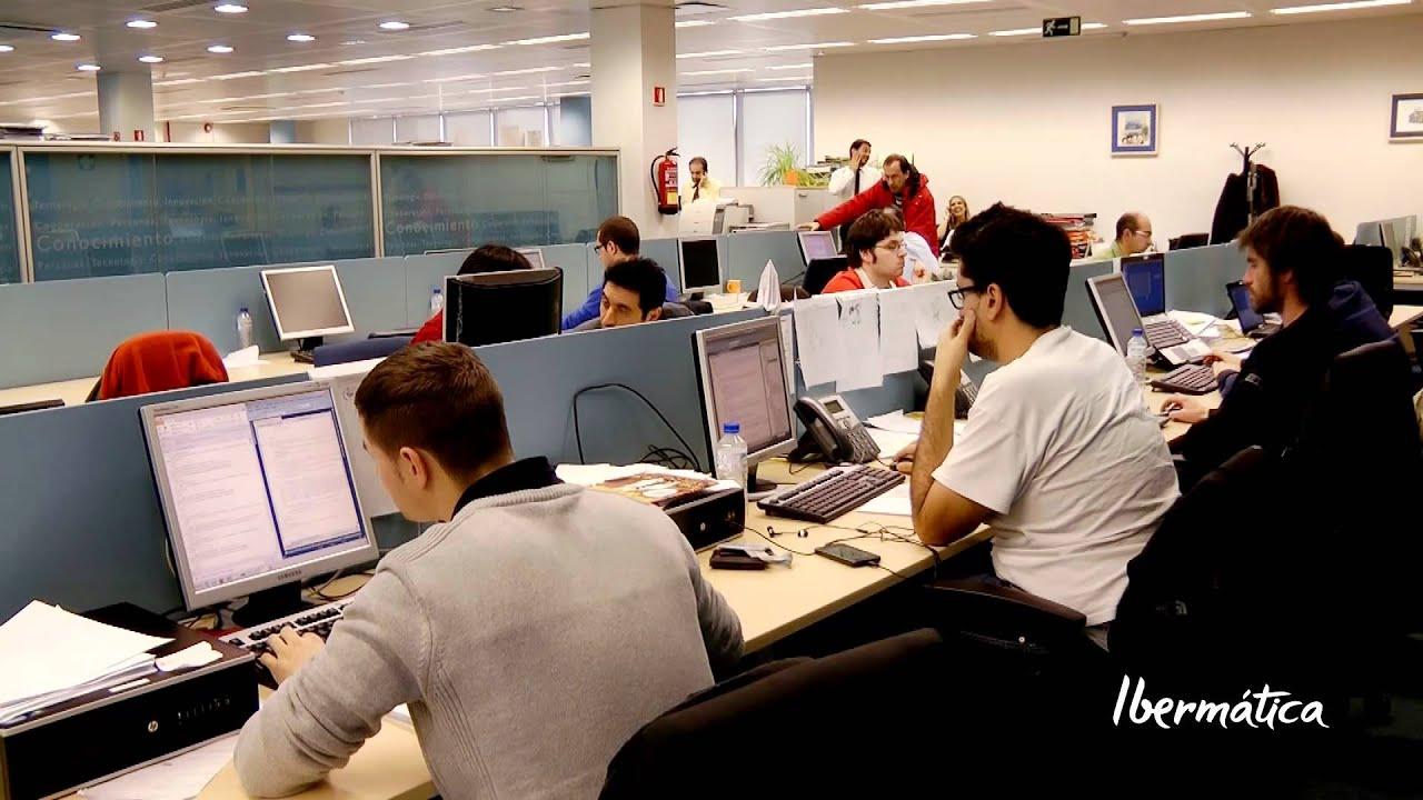 Iberm tica lanza rps 2012 el primer erp estrat gico youtube for Oficina 42 madrid