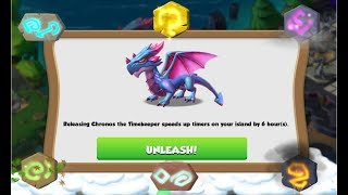 [ New ] Unlock Chronosian Seals - Dragon Mania Legends