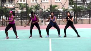 Flavour - Baby Oku (Dance). Warmup. AdaAri