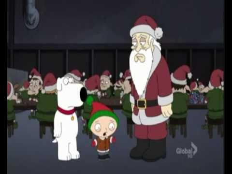 Family Guy - Χριστουγεννιάτικο επεισόδιο