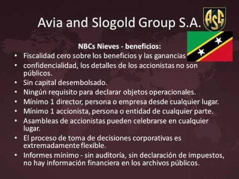 Nevis, LLC, Paraíso Fiscal, IBC, Empresa Offshore, Truste