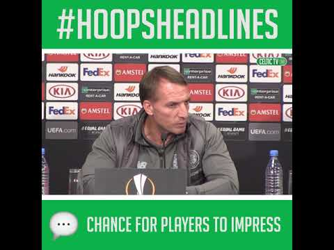 Celtic FC - Hoops Headlines