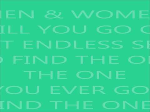 The One- First Date (lyrics)