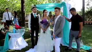 Ведущий на свадьбу в Киеве Александр Парубок