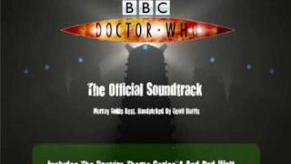 Doctor Who Unreleased Music-Burn With Me!