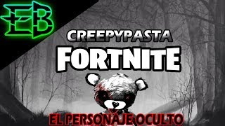 Creepypasta Fortnite: The Secret of The Meteor it and the Hidden Character