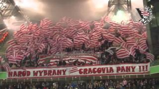 RELACJA WYJAZDOWA: Legia Warszawa - CRACOVIA