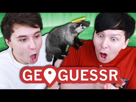 I CAN SHOW YOU THE WORLD! 樂 - Dan and Phil Play: GeoGuessr #2
