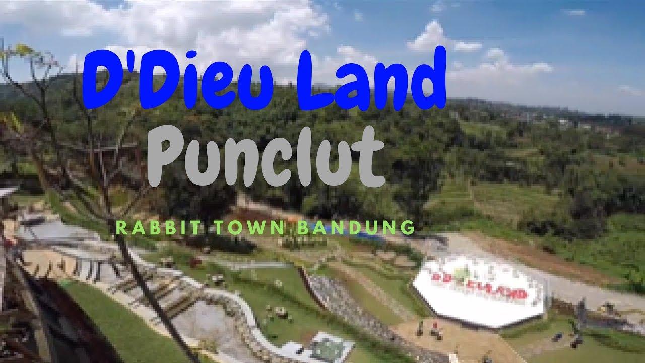 Goes To Ddieu Land Punclut Rabbit Town Bandung Mar 2018 Youtube
