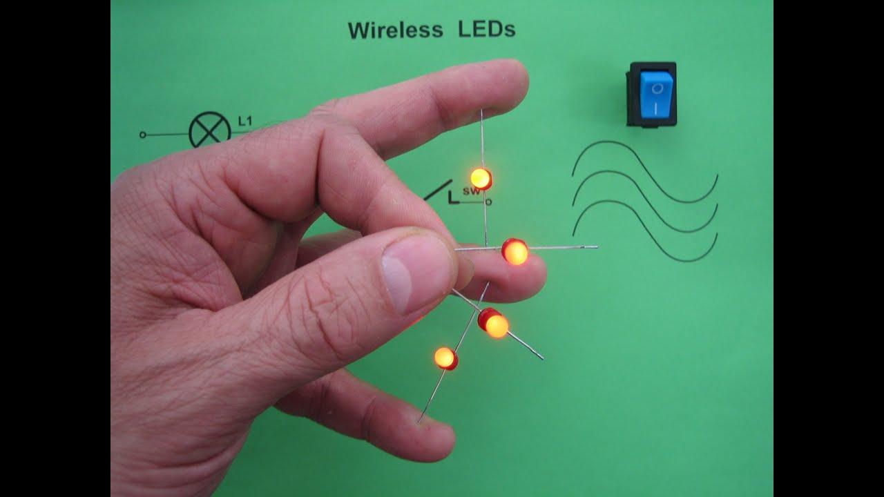 Wireless LEDs