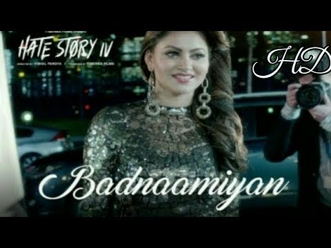 Badnaamiyan (Full Song) | Hate Story 4 | Hit Songs