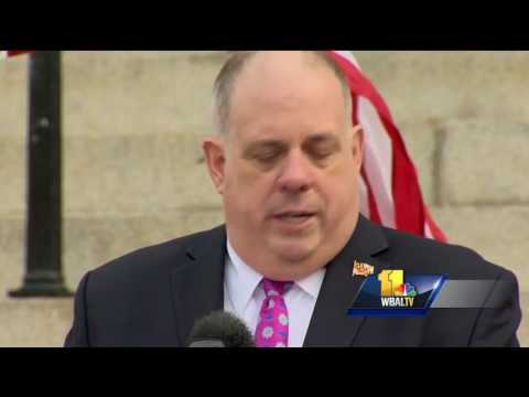 Video: Governor seeks to fix Maryland