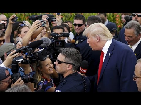 Trump Proves He's Against Freedom Of The Press