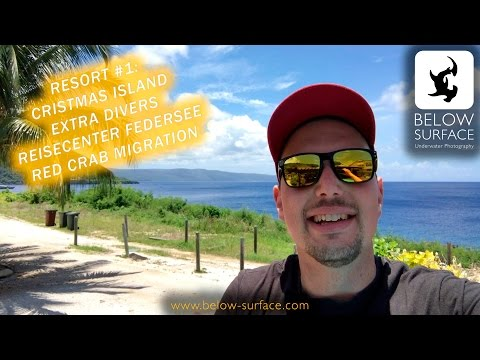 RESORT #1: CHRISTMAS ISLAND EXTRA DIVERS AUSTRALIA | TOBIAS FRIEDRICH | UNDERWATER PHOTOTGRAPHY