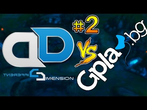 DD vs GPLAY  | LGC S2  | Week 1 Day 1  | Game #2